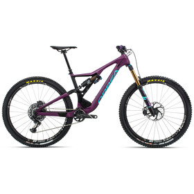 ORBEA Rallon M-Team MTB Fully purple/black